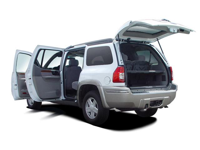 Isuzu Ascender 2002 - 2008 SUV 5 door #7