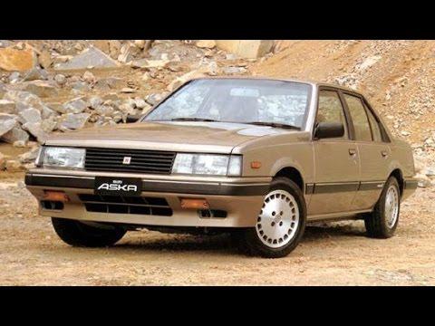 Isuzu Aska I 1983 - 1989 Sedan #6