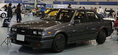 Isuzu Aska I 1983 - 1989 Sedan #2