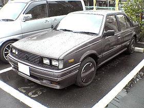 Isuzu Aska I 1983 - 1989 Sedan #8