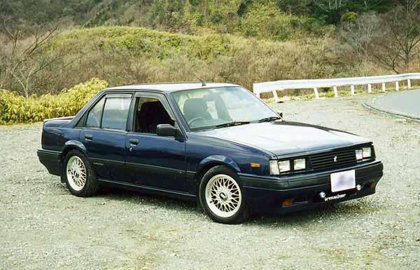 Isuzu Aska I 1983 - 1989 Sedan #4