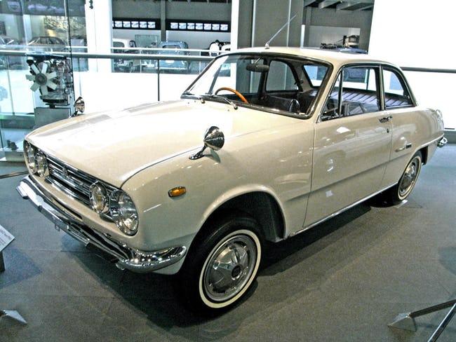 Isuzu Bellett 1963 - 1973 Coupe #4