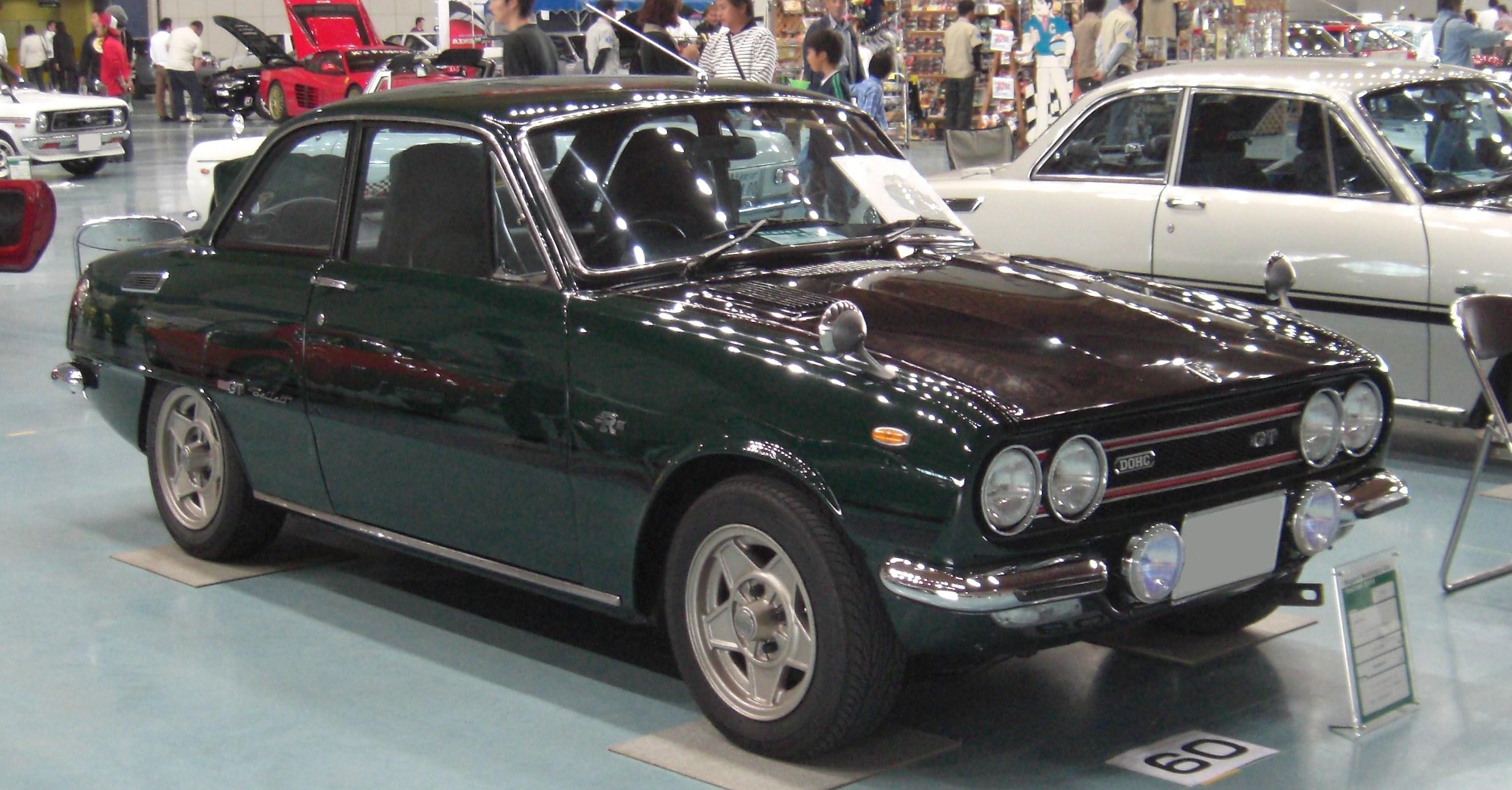 Isuzu Bellett 1963 - 1973 Coupe #3