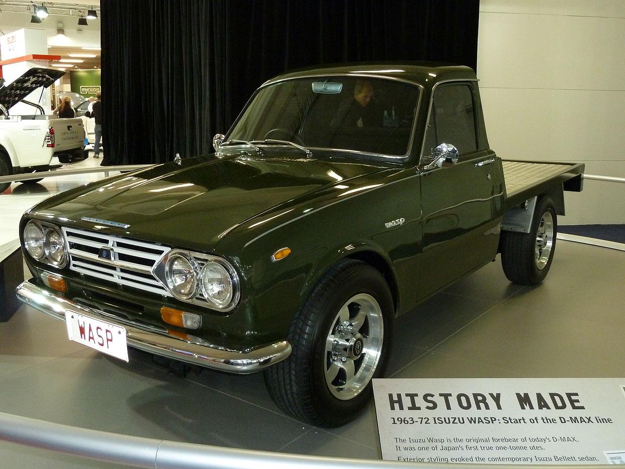 Isuzu Bellett 1963 - 1973 Coupe #5