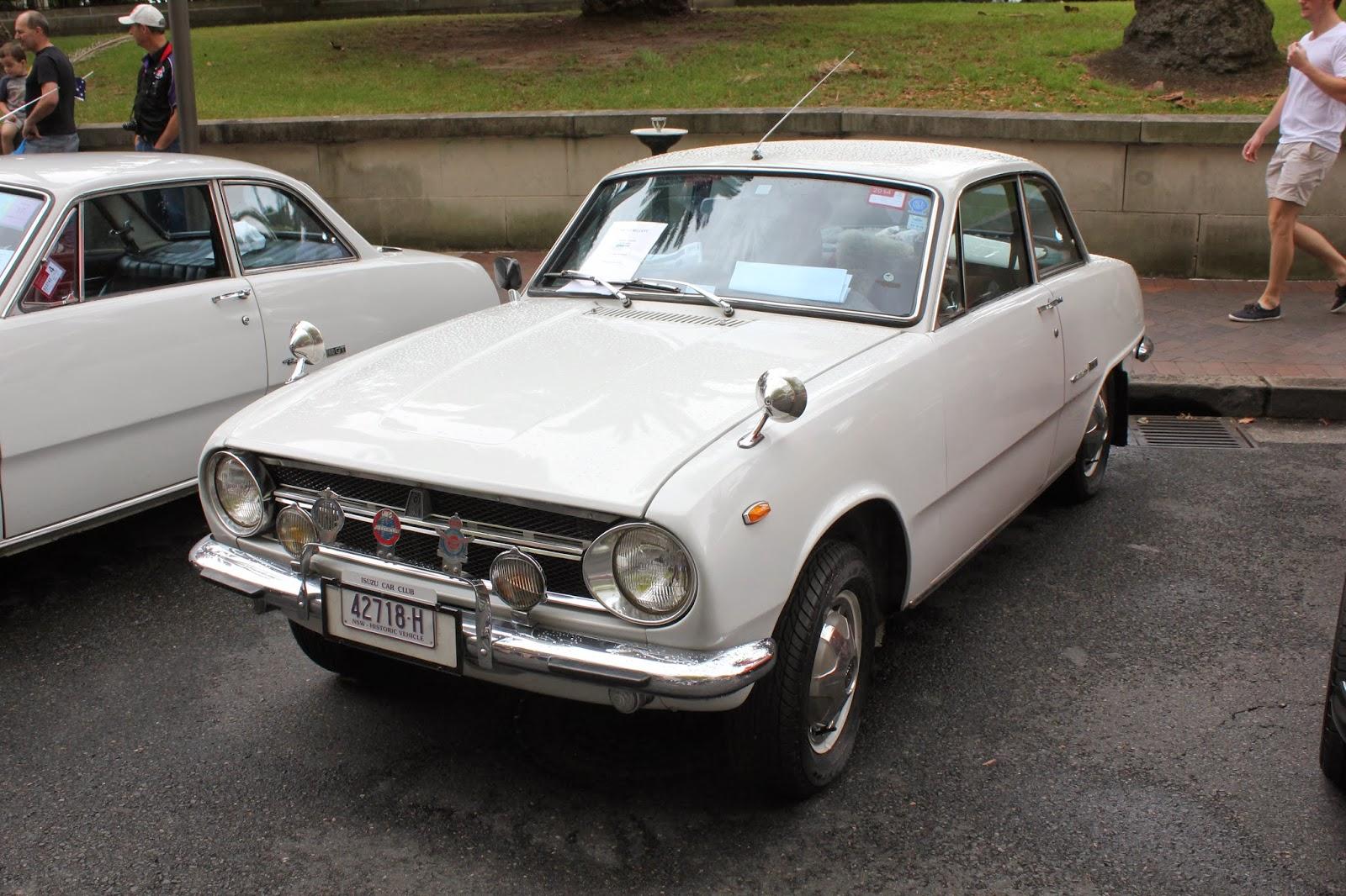 Isuzu Bellett 1963 - 1973 Coupe #1
