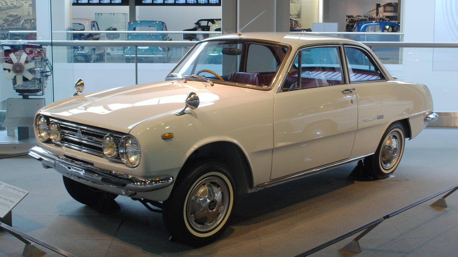 Isuzu Bellett 1963 - 1973 Coupe #7