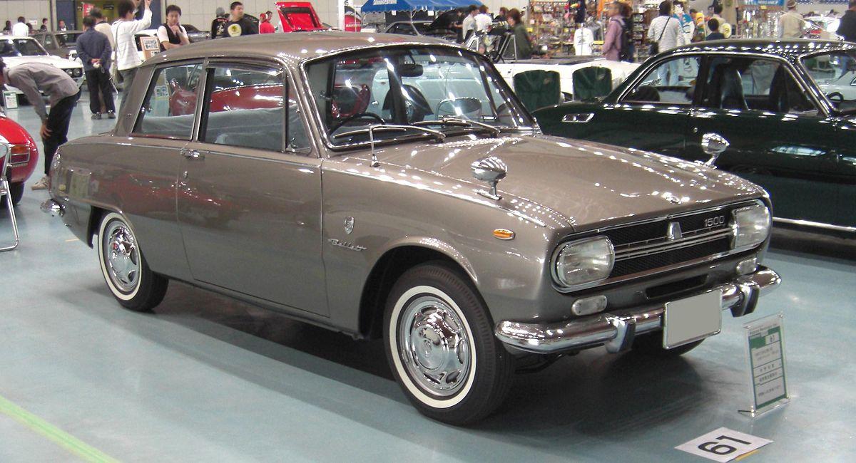Isuzu Bellett 1963 - 1973 Coupe #2
