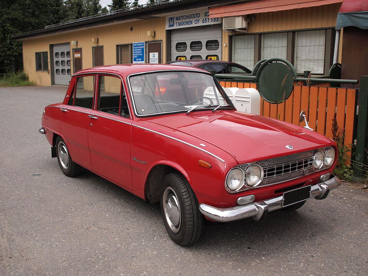 Isuzu Bellett 1963 - 1973 Coupe #8