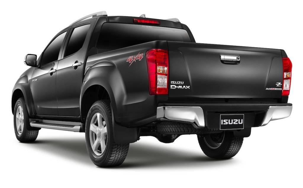 Isuzu D-Max I 2002 - 2008 Pickup #1