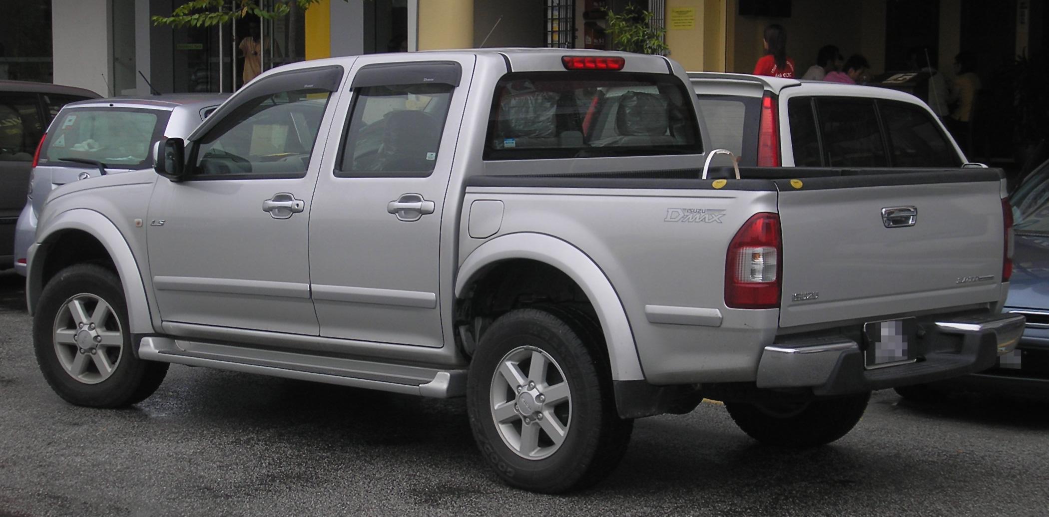 Isuzu D-Max I 2002 - 2008 Pickup #6