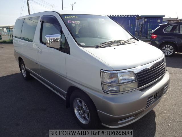 Isuzu Fargo Filly I 1997 - 2005 Minivan #3