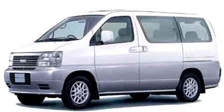 Isuzu Fargo Filly I 1997 - 2005 Minivan #6