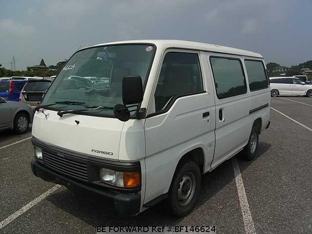 Isuzu Fargo Filly I 1997 - 2005 Minivan #1