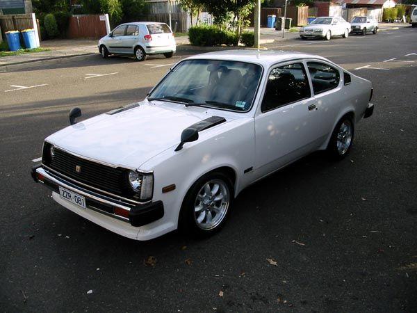 Isuzu Gemini I 1974 - 1987 Sedan #7