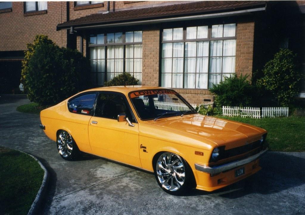 Isuzu Gemini I 1974 - 1987 Sedan #1