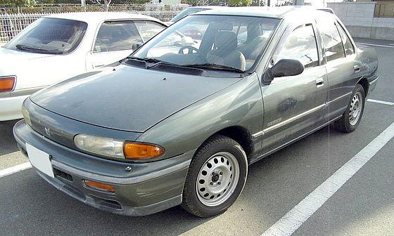 Isuzu Gemini III 1990 - 1993 Coupe #4