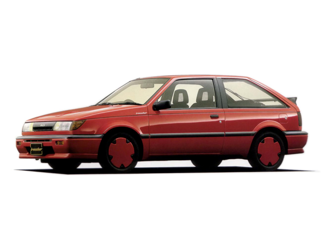 Isuzu Gemini III 1990 - 1993 Coupe #3