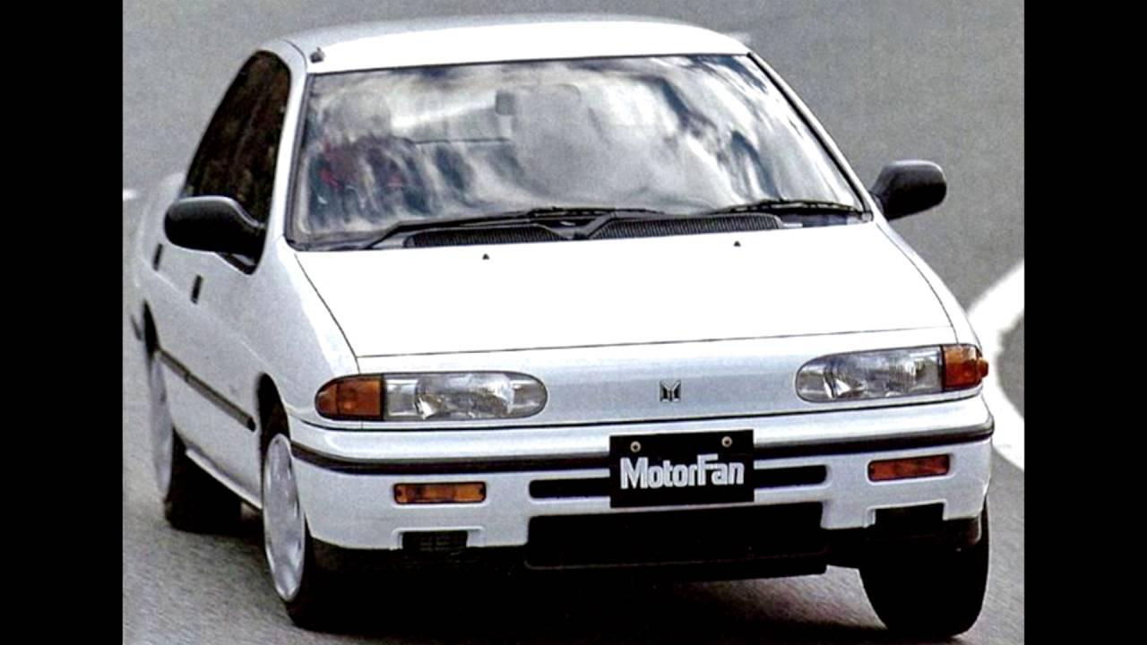 Isuzu Gemini III 1990 - 1993 Coupe #5