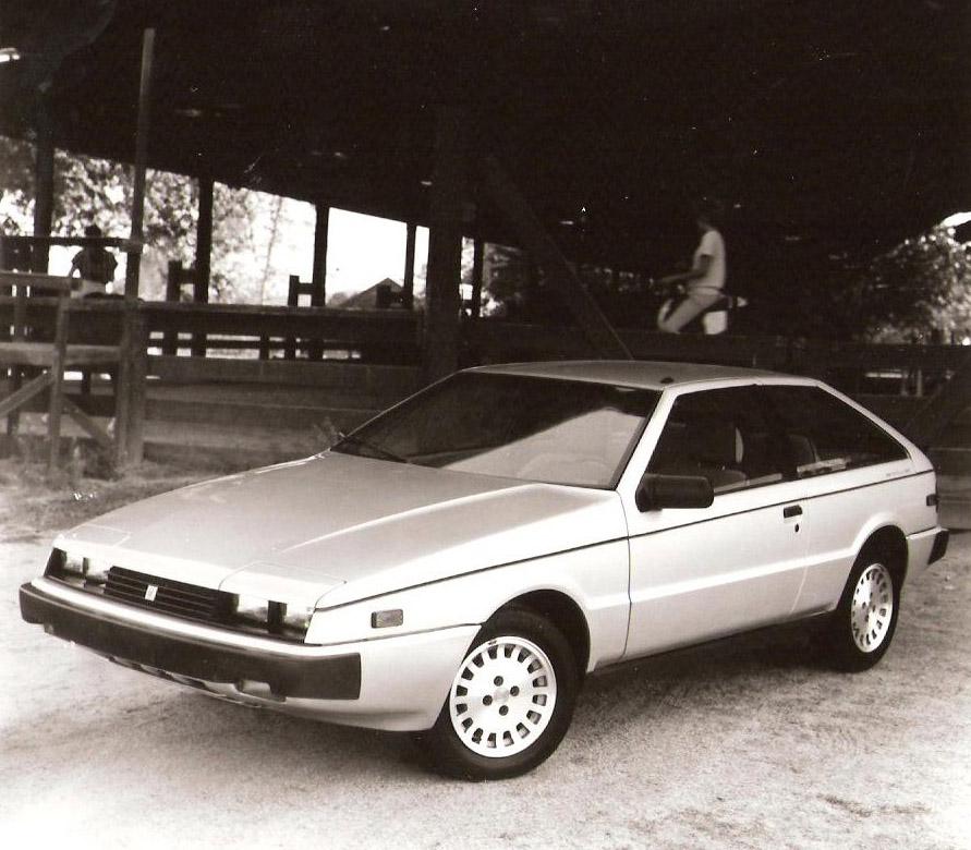 Isuzu Piazza I 1980 - 1990 Hatchback 3 door #3