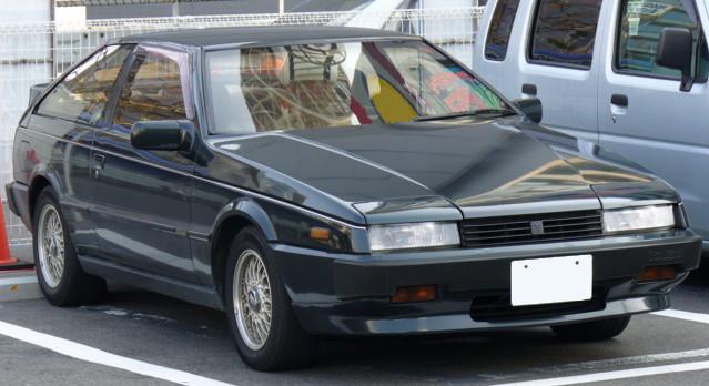 Isuzu Piazza II 1990 - 1993 Hatchback 3 door #7