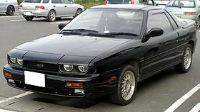 Isuzu Piazza II 1990 - 1993 Hatchback 3 door #8