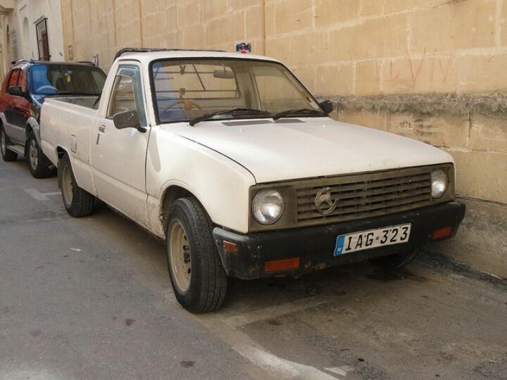 Isuzu KB II 1980 - 1988 Pickup #5