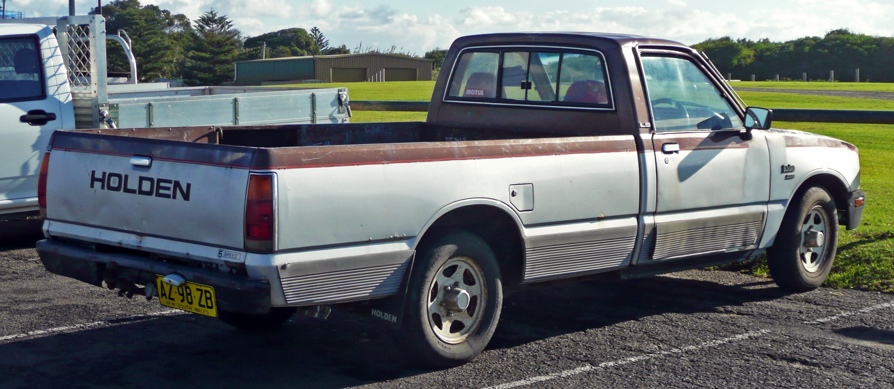 Isuzu KB II 1980 - 1988 Pickup #1
