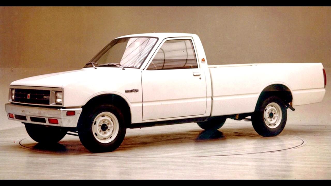 Isuzu KB II 1980 - 1988 Pickup #2