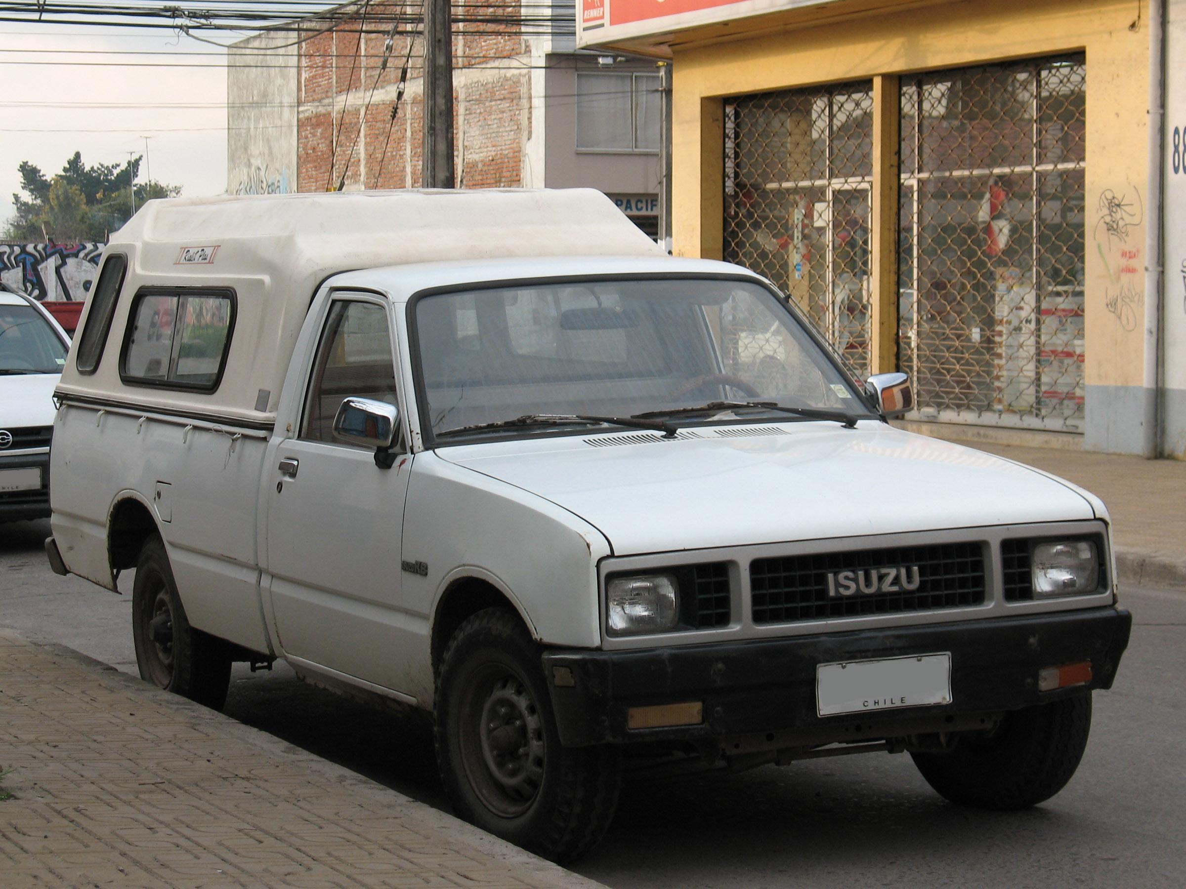 Isuzu KB II 1980 - 1988 Pickup #4
