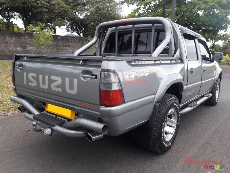 Isuzu KB III (TF) 1998 - 2003 Pickup #1