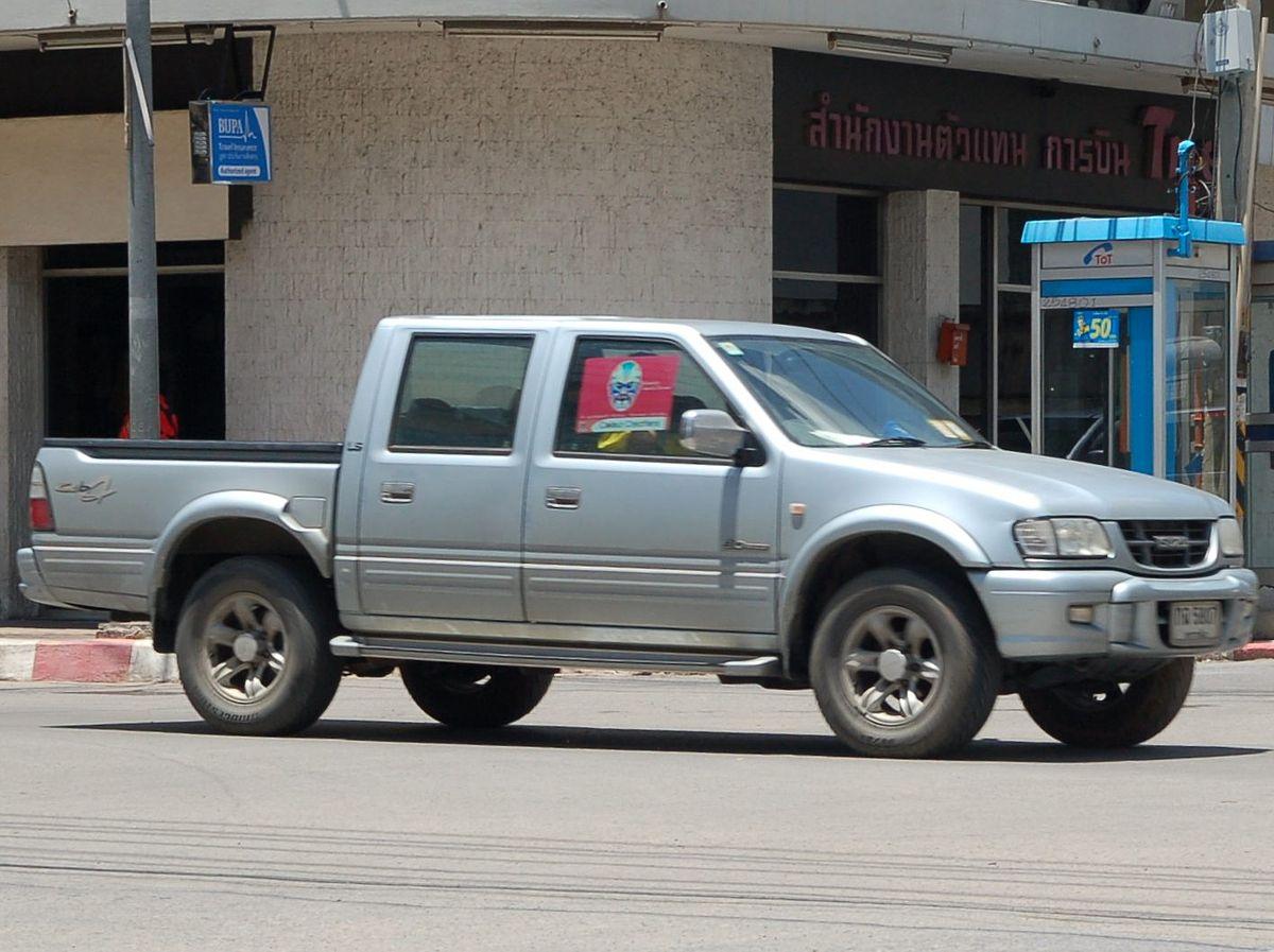 Isuzu KB III (TF) 1998 - 2003 Pickup #3