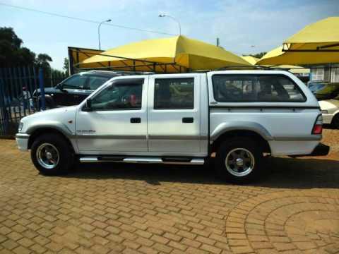 Isuzu KB III (TF) 1998 - 2003 Pickup #6