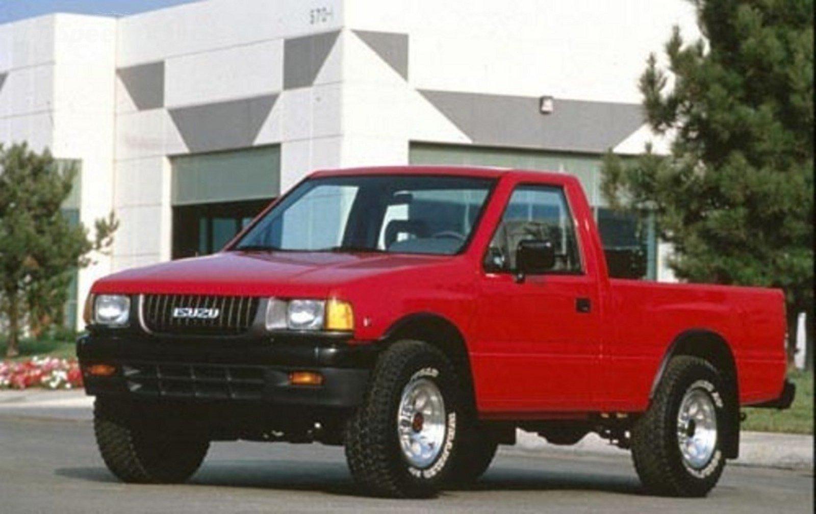 Isuzu KB III (TF) 1998 - 2003 Pickup #4