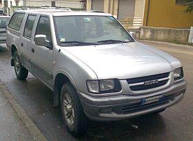 Isuzu KB III (TF) 1998 - 2003 Pickup #8