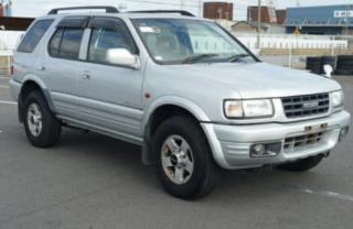 Isuzu MU II 1998 - 2004 SUV #1