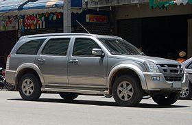 Isuzu MU-7 2004 - 2013 SUV 5 door #8