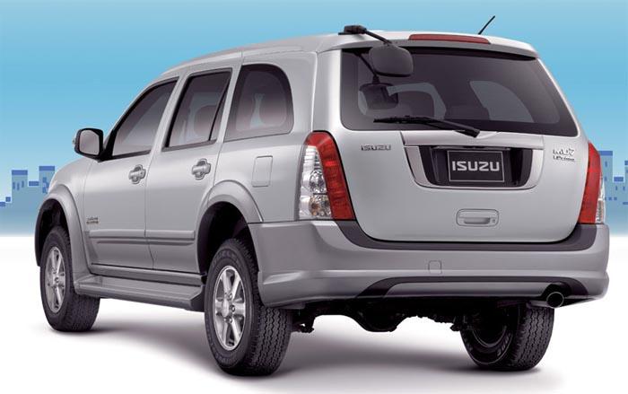 Isuzu MU-7 2004 - 2013 SUV 5 door #7