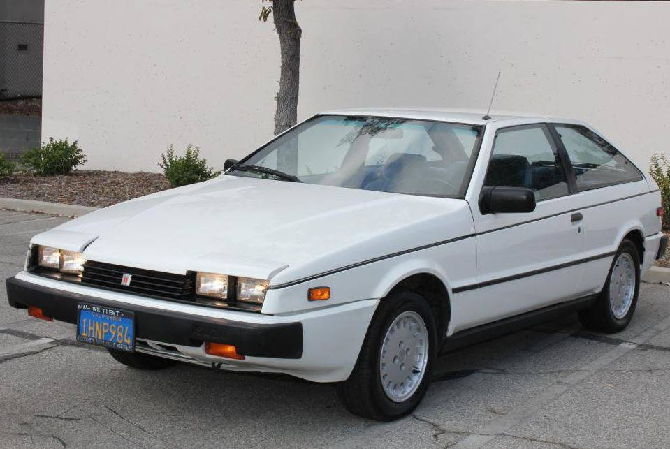 Isuzu Piazza I 1980 - 1990 Hatchback 3 door #1