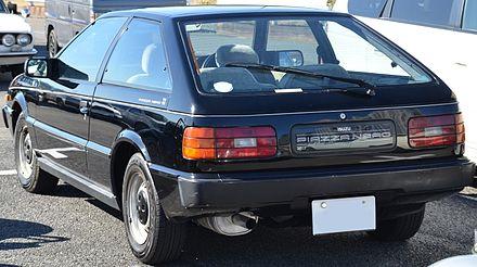 Isuzu Piazza II 1990 - 1993 Hatchback 3 door #4