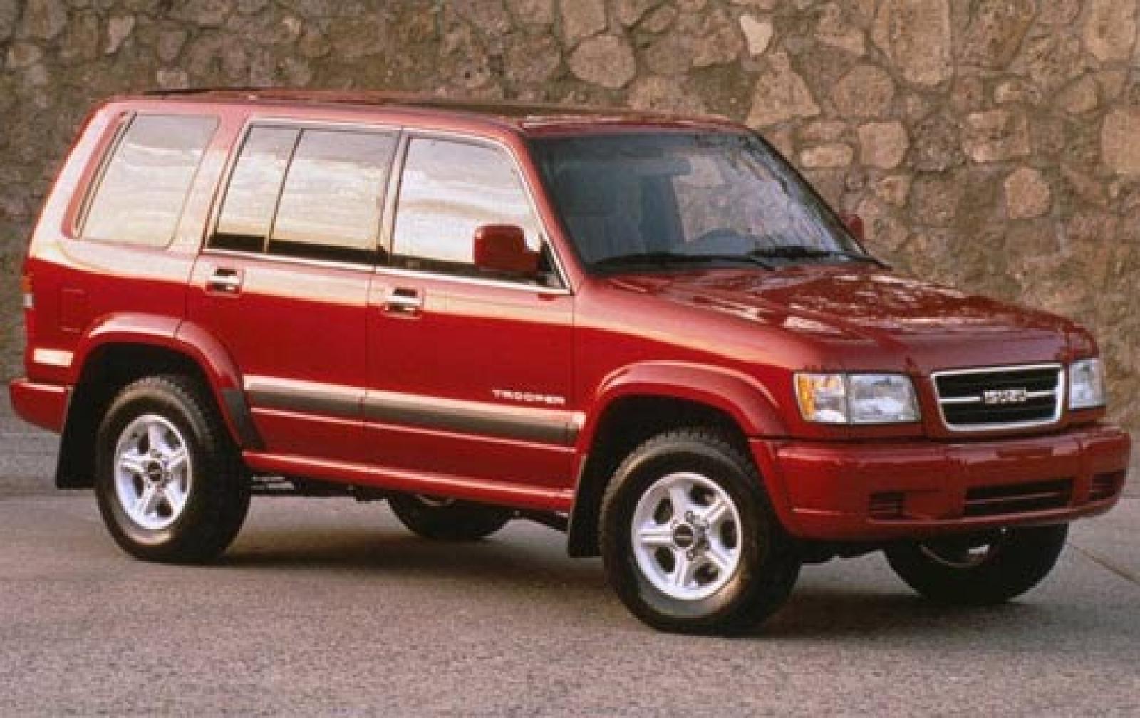 Isuzu Rodeo I 1990 - 1998 SUV 5 door #2