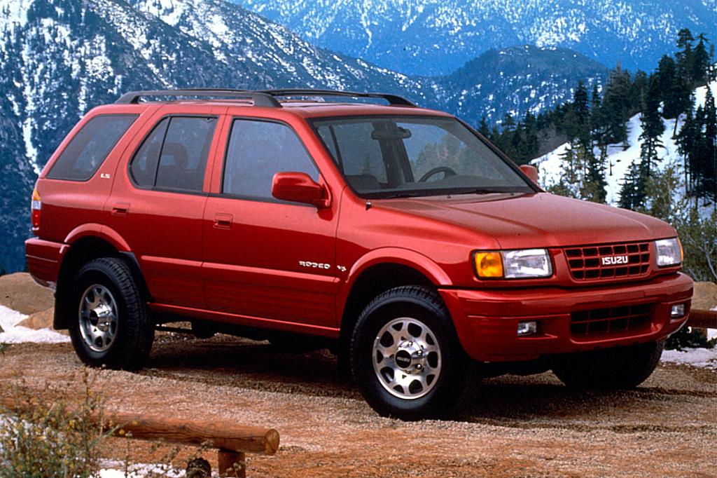 Isuzu Rodeo II 1998 - 2004 SUV 5 door #1
