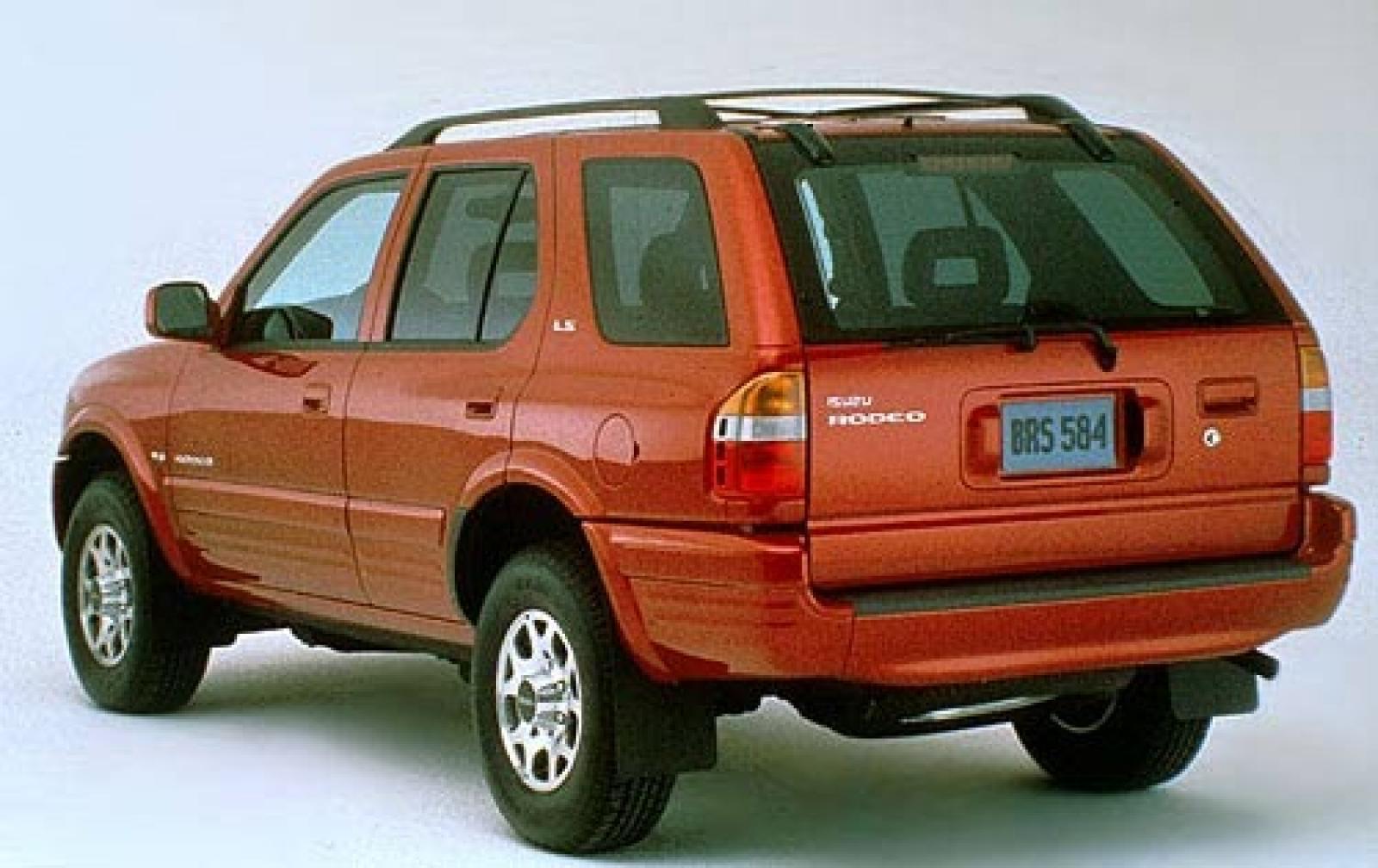 Isuzu Rodeo II 1998 - 2004 SUV 5 door #2