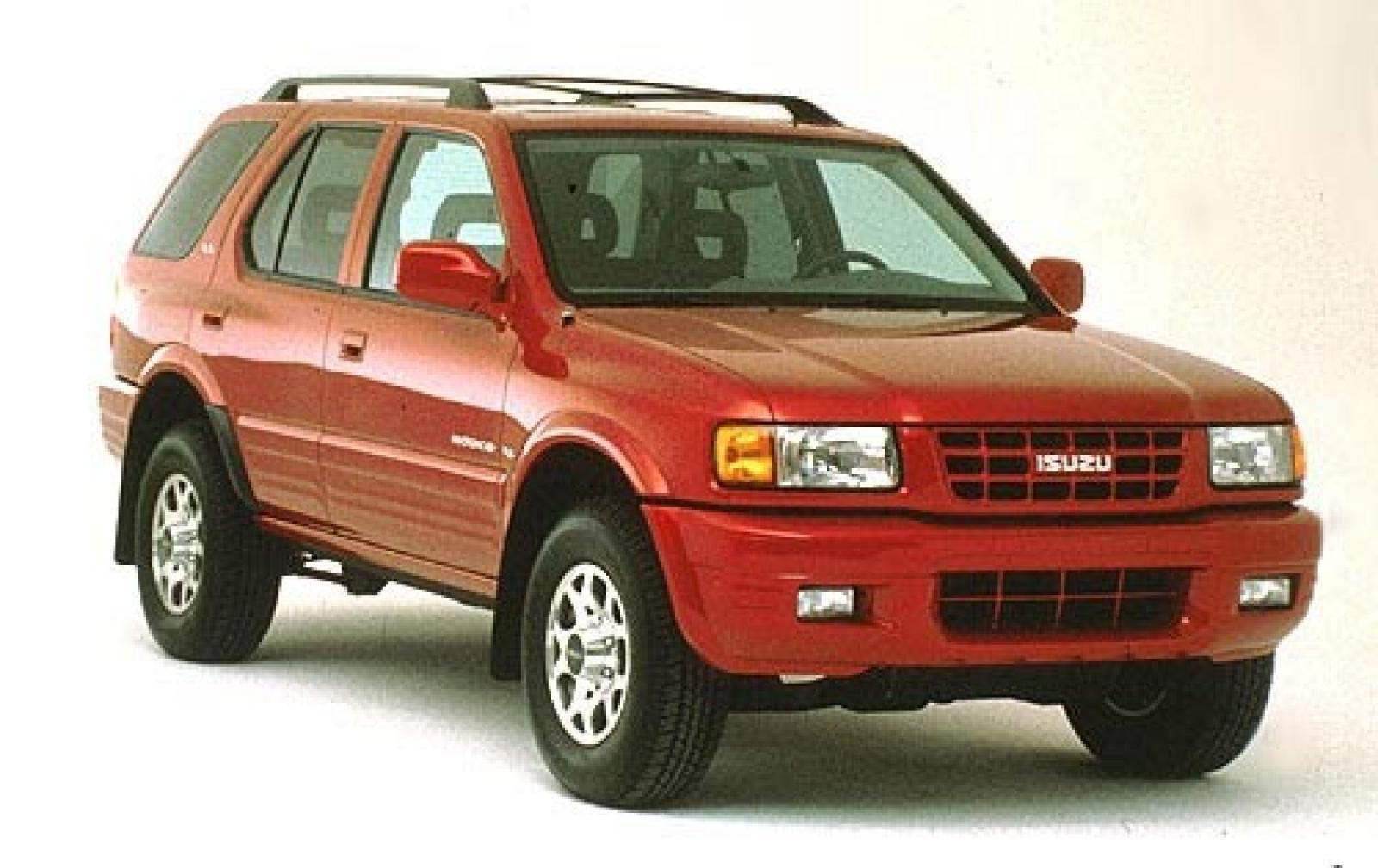 Isuzu Rodeo II 1998 - 2004 SUV #3