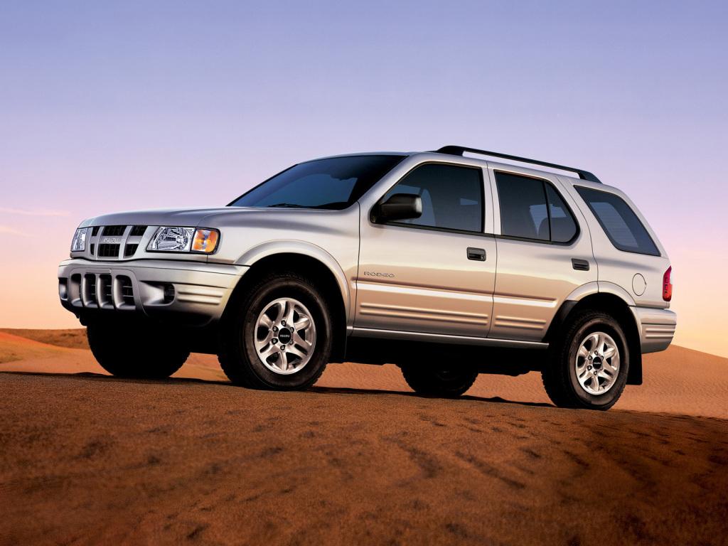 Isuzu Rodeo II 1998 - 2004 SUV #2