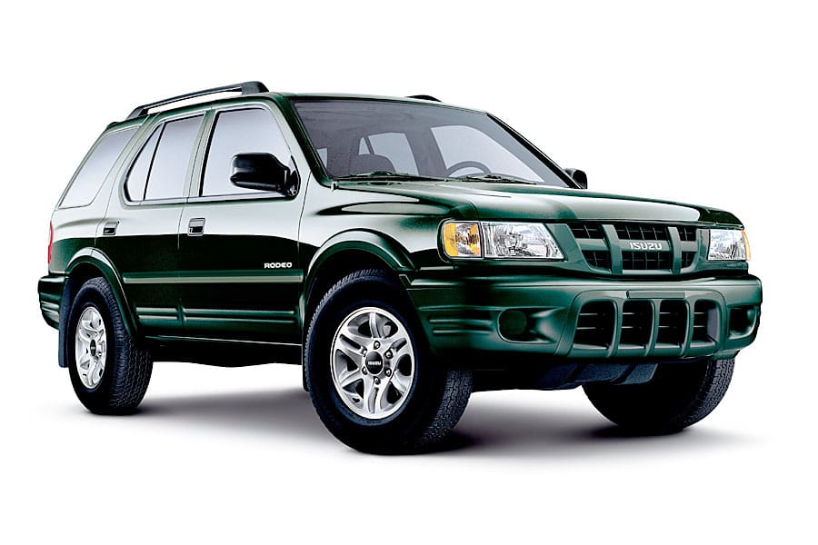 Isuzu Rodeo II 1998 - 2004 SUV #7