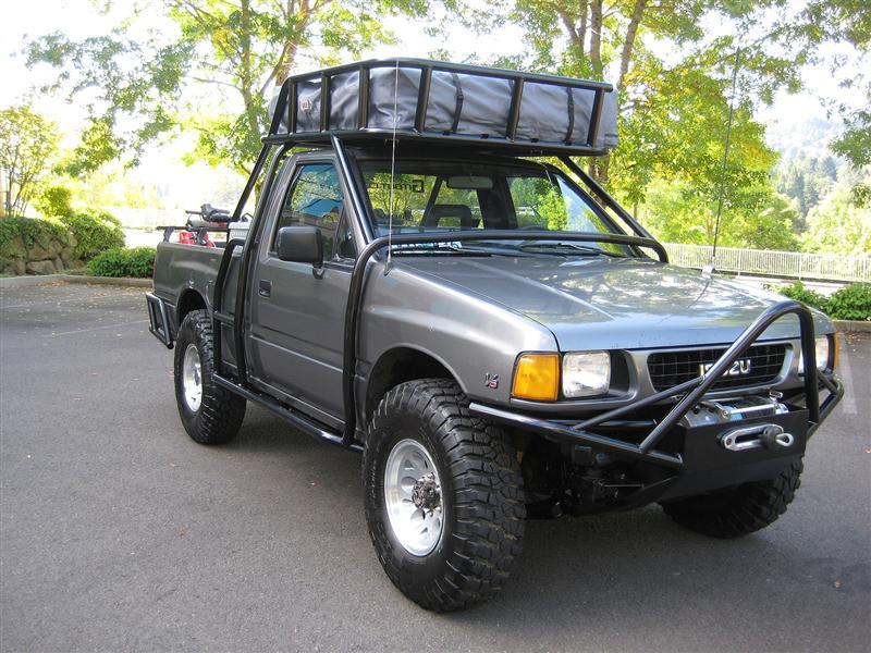 Isuzu TF (Pickup) 1988 - 2002 Pickup #3