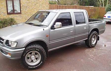 Isuzu TF (Pickup) 1988 - 2002 Pickup #1