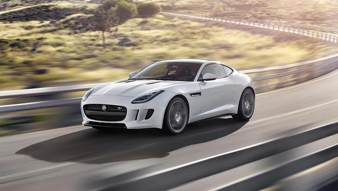 Jaguar F-Type 2013 - now Coupe #8