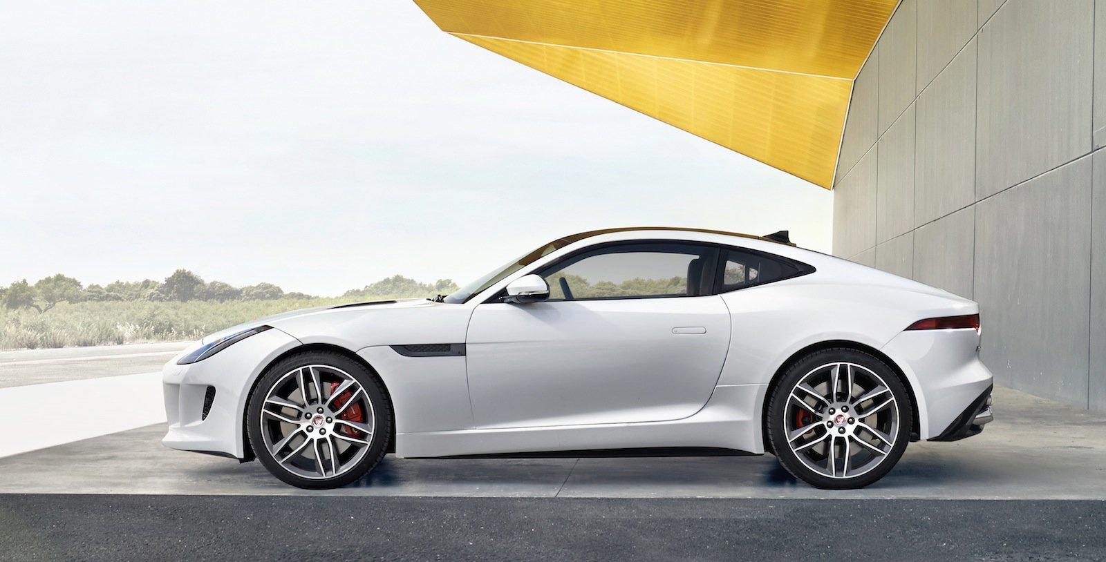 Jaguar F-Type 2013 - now Coupe #2
