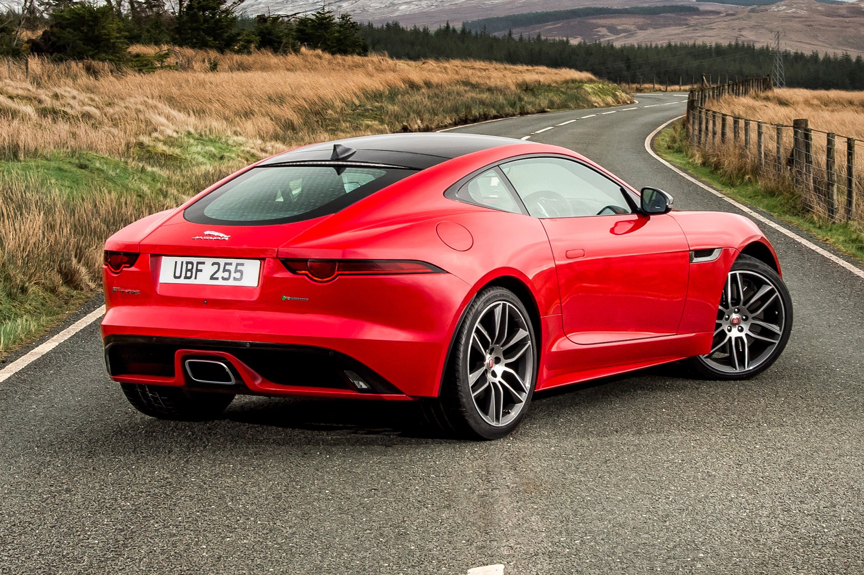 Jaguar F-Type 2013 - now Coupe #3